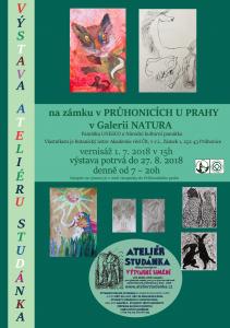 Vystava_Atelieru_Studanka_na_zamku_v_Pruhonicich_leto_2018_@(1)